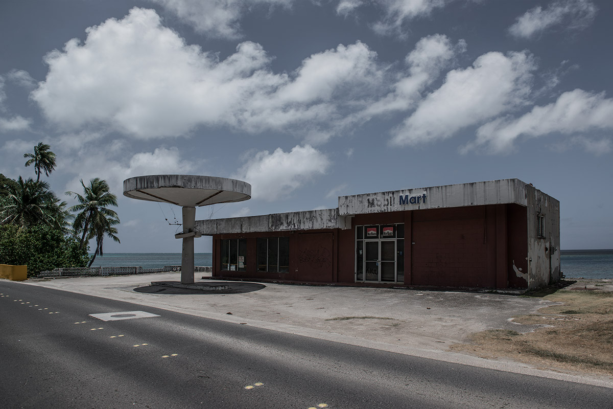 out of source #33, guam, 2014