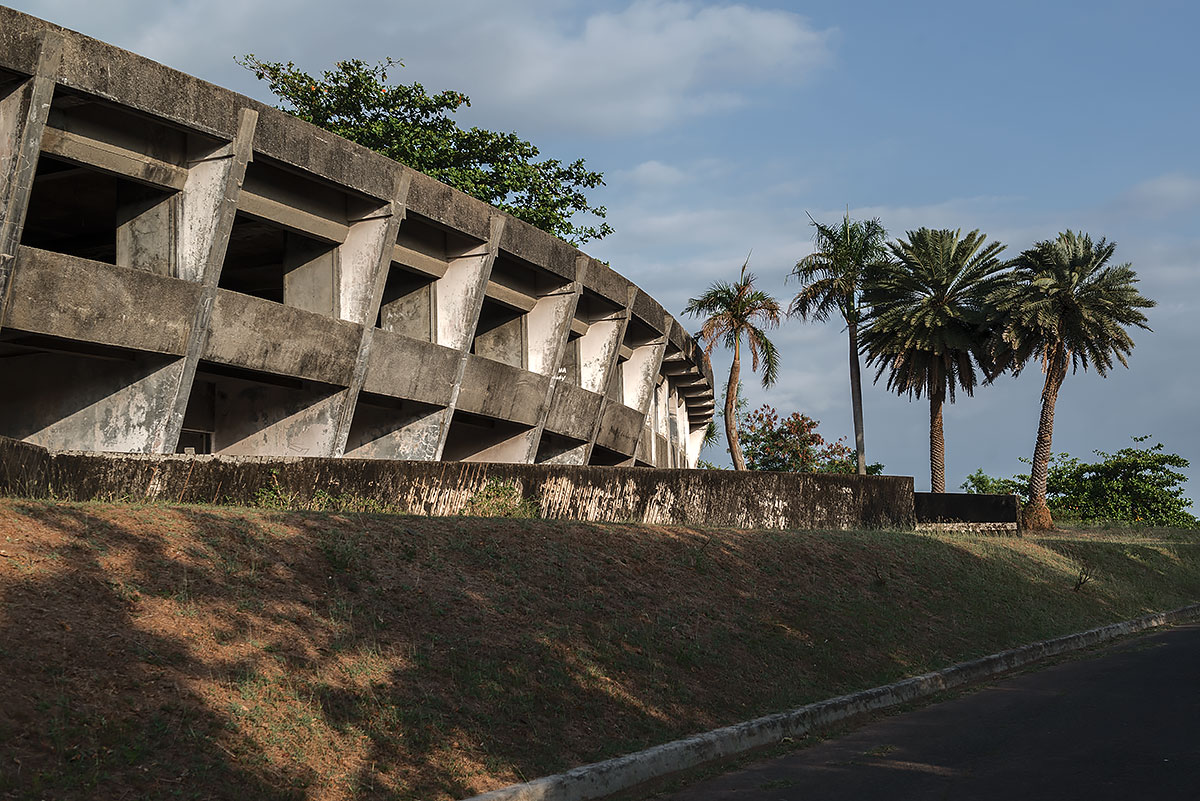 no vacancy #28, philippines, 2014 (this space age hotel was abandoned for over 20y but will be reopened in winter 2015/16)